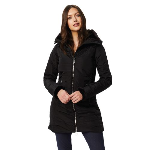 Pernella Insulated Jacket Black